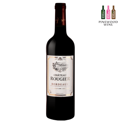 Chateau Rougier, Bordeaux, 2015, 750ml - Pinewood Wine
