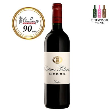 Chateau Potensac, Medoc, 2005, 750ml - Pinewood Wine