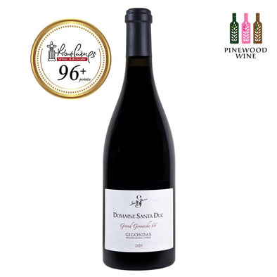 Domaine Santa Duc - Grand Grenache 66, Gigondas, 2009, 750ml - Pinewood Wine
