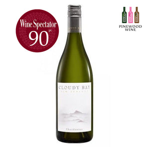 Cloudy Bay - Chardonnay 2017, 750ml - Pinewood Wine