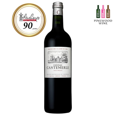 Chateau Cantemerle, Haut Medoc, 2005, 750ml - Pinewood Wine
