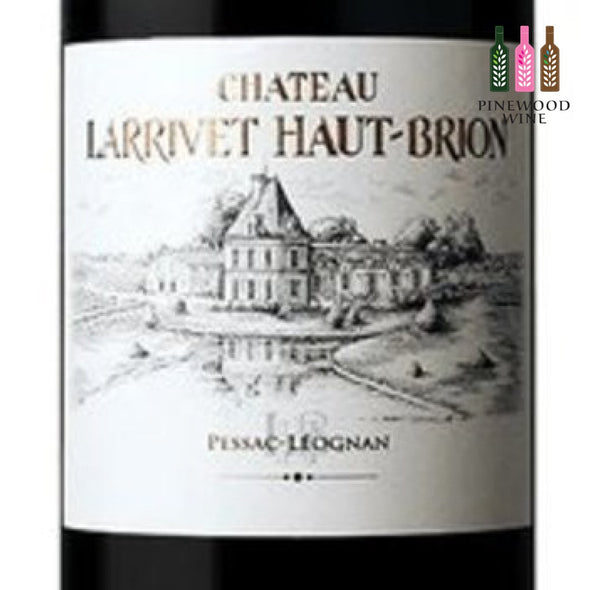 Chateau Larrivet Haut Brion, Pessac-Leognan, 2005, 750 ml - Pinewood Wine