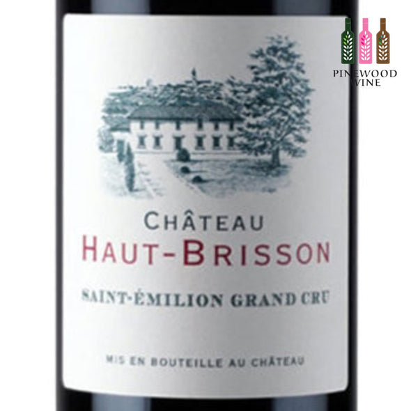 Chateau Haut Brisson, Saint-Emilion Grand Cru, 2009, 375ml - Pinewood Wine