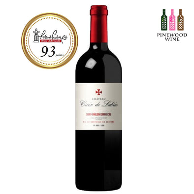 Chateau Croix de Labrie, Saint-Emilion Grand Cru, 2007, 750ml - Pinewood Wine