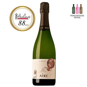 AIRE Brut Nature CAVA 2013, 750ml - Pinewood Wine