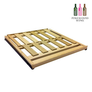 ArteVino Universal Shelf AOHU1 - Pinewood Wine