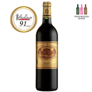 Chateau Batailley, Pauillac, 2013 750ml - Pinewood Wine