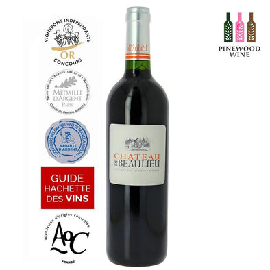 Beaulieu, AOC Cotes du Marmandais 2001, 750ml