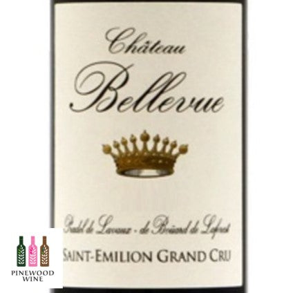 Chateau Bellevue, Saint-Emilion, 2005 (OWC), RP 94+ 750ml - Pinewood Wine
