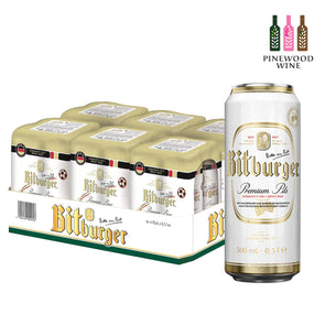 Bitburger 500ml Can x 24/cs