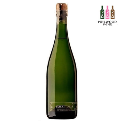 Bocchoris Brut Nature CAVA 750ml - Pinewood Wine