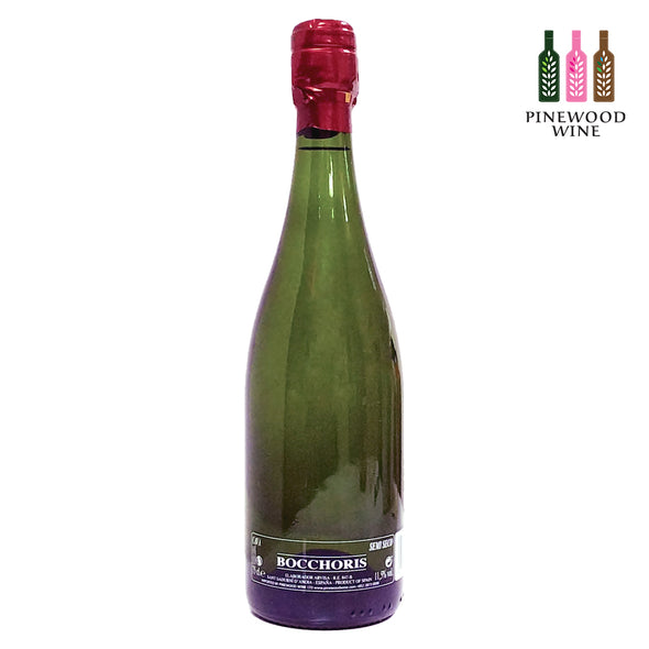 Bocchoris Semi Seco Cava 750ml - Pinewood Wine