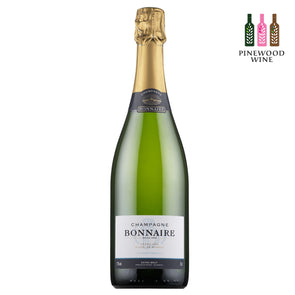 Bonnaire Blanc de Blancs Grand Cru N.V. 750ml - Pinewood Wine
