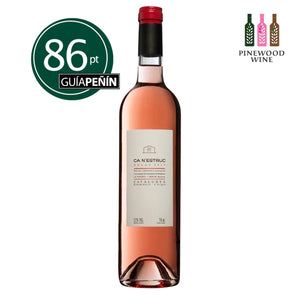CA N'ESTRUC Rosat 2018 750ml - Pinewood Wine