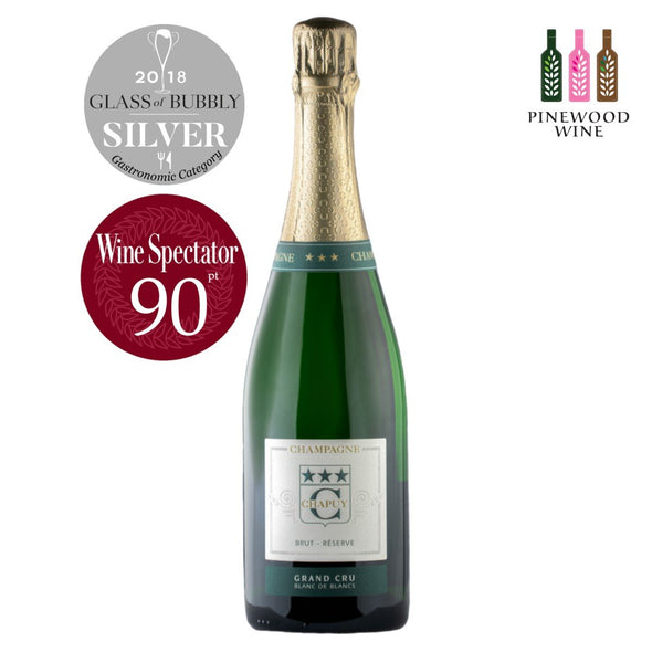* Live Special * Champagne Chapuy Deluxe Set (3 bottles)