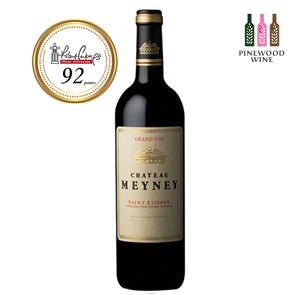 Chateau Meyney, Saint-Estephe 2009 (OWC), RP 92 750ml - Pinewood Wine