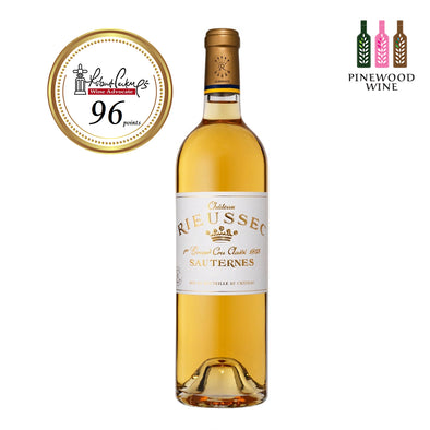 Chateau Rieussec - Sauternes 2003, RP 97 375ml - Pinewood Wine