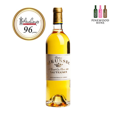Chateau Rieussec - Sauternes 2010, 375ml, NM 96