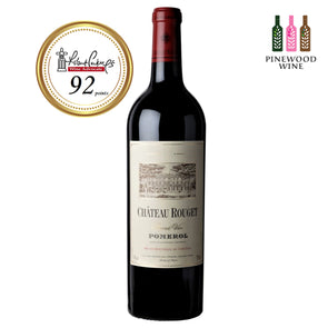 Chateau Rouget 2005 (OWC), RP 92 750ml - Pinewood Wine