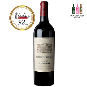 Chateau Rouget 2009, RP 92 750ml - Pinewood Wine