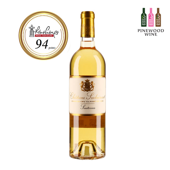 Chateau Suduiraut - Sauternes 2007, NM 94 375ml - Pinewood Wine