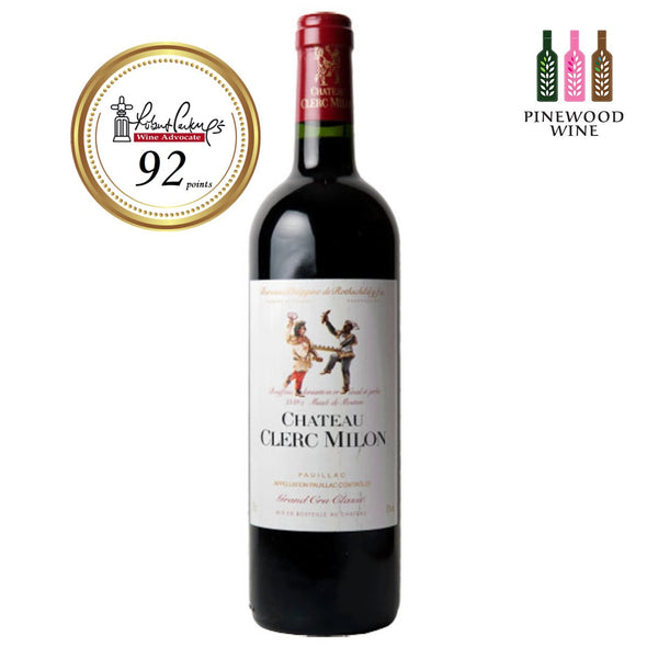 Chateau Clerc Milon, Pauillac, 2009 750ml - Pinewood Wine