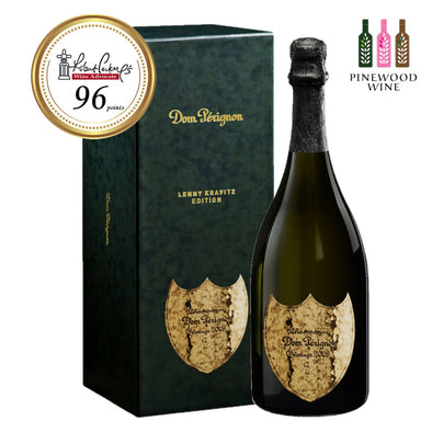 Dom Perignon Brut 2008 (Lenny Kravitz Limited Edition) 750ml