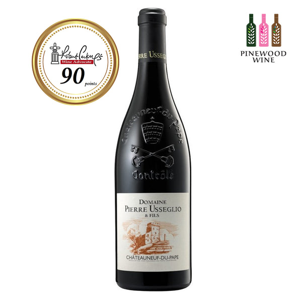 Domaine Pierre Usseglio - Chateauneuf-du-Pape 2009, RP 90 750ml - Pinewood Wine