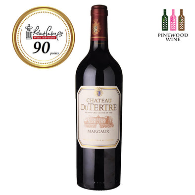Du Tertre Margaux 5eme Cru 2000 (OWC) 750ml - Pinewood Wine