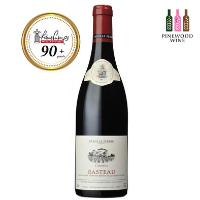 Famille Perrin Rasteau L'Andeol 2010 (OWC), RP 90+