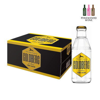 Goldberg - Tonic Water 200ml x 24