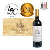 Grand Reyne [Full Case], AOC Bordeaux, 2018, 750ml x 6