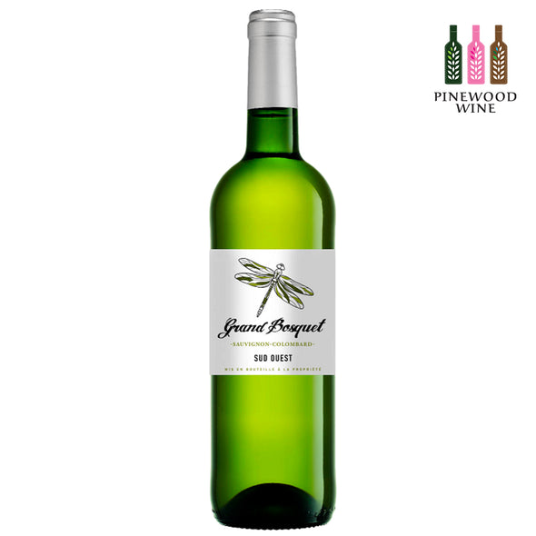 Grand Bosquet Blanc, IGP Agenais N.V. 750ml - Pinewood Wine