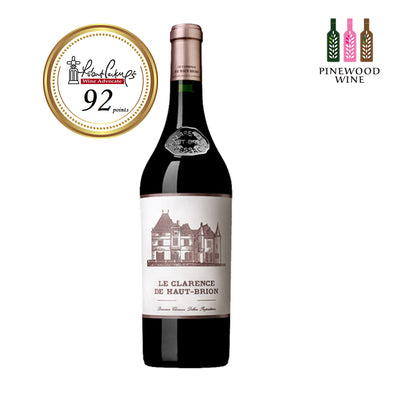 Le Clarence de Haut Brion Pessac Leognan 2nd Wine 2009, 750ml - Pinewood Wine