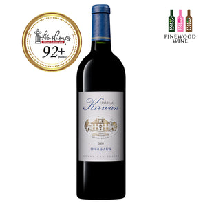 Chateau Kirwan, Margaux 3eme Cru, 2009, 750ml - Pinewood Wine