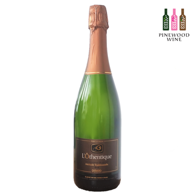 Domaine Girard - L'Othentique Brut, 750ml - Pinewood Wine
