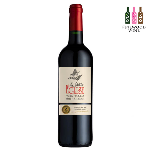 La Vieille Eglise Rouge, AOC Cotes du Marmandais 2019, 750ml