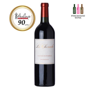 La Chenade, Lalande de Pomerol 2013, NM 90 750ml - Pinewood Wine