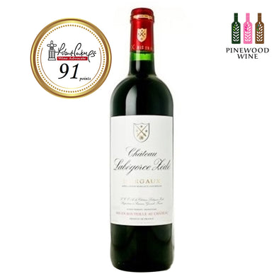 Labégorce-Zede  Margaux 2006, RP 91 (OWC) 750ml - Pinewood Wine