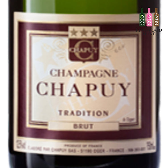 Chapuy Brut Tradition (Magnum) 1500ml - Pinewood Wine