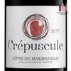 Crepuscule Rouge, AOC Cotes du Marmandais 2018, 750ml - Pinewood Wine