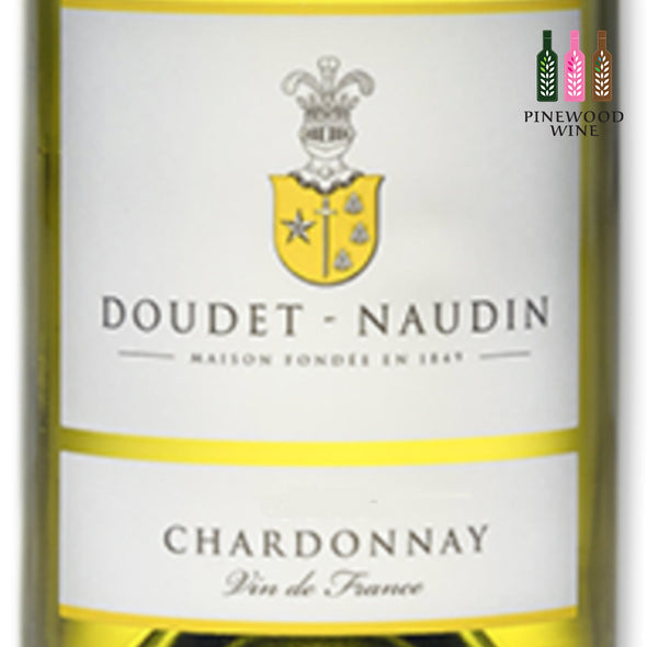 Doudet Naudin - Chardonnay Vin de France 2018 750ml - Pinewood Wine