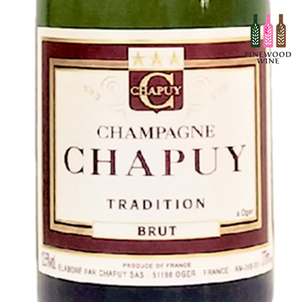 Chapuy Brut Tradition (Half) 375ml - Pinewood Wine