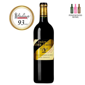 Latour Martillac Rouge 2009 (OWC) 750ml - Pinewood Wine