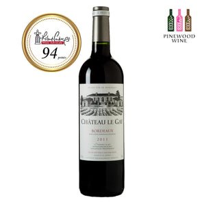 Le Gay, Pomerol, 2011, 750ml