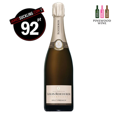 Louis Roederer Brut Premier N.V. 750ml - Pinewood Wine