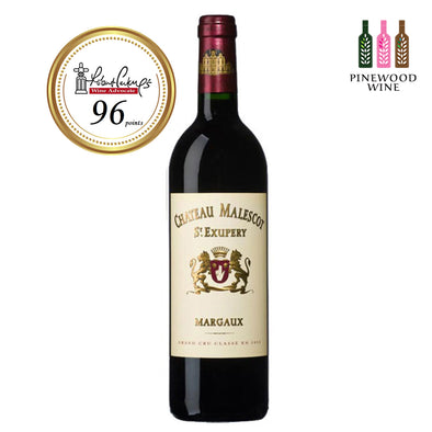 Chateau Malescot St Exupery, Margaux, 2005 (Double Magnum) 3000ml - Pinewood Wine