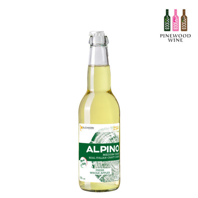 Melchiori Alpino Medium Apple Cider 330ml x 12