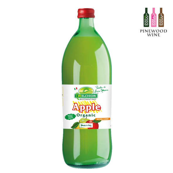 Melchiori - Organic Apple Juice [1L x 12]