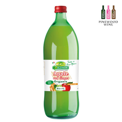 Melchiori - Organic Apple & Ginger Juice [750ml x 12]